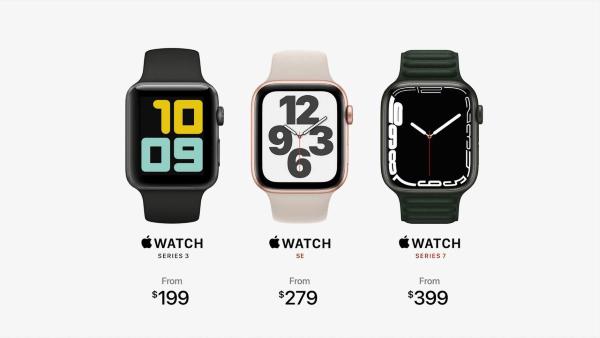 price apple watch series 7